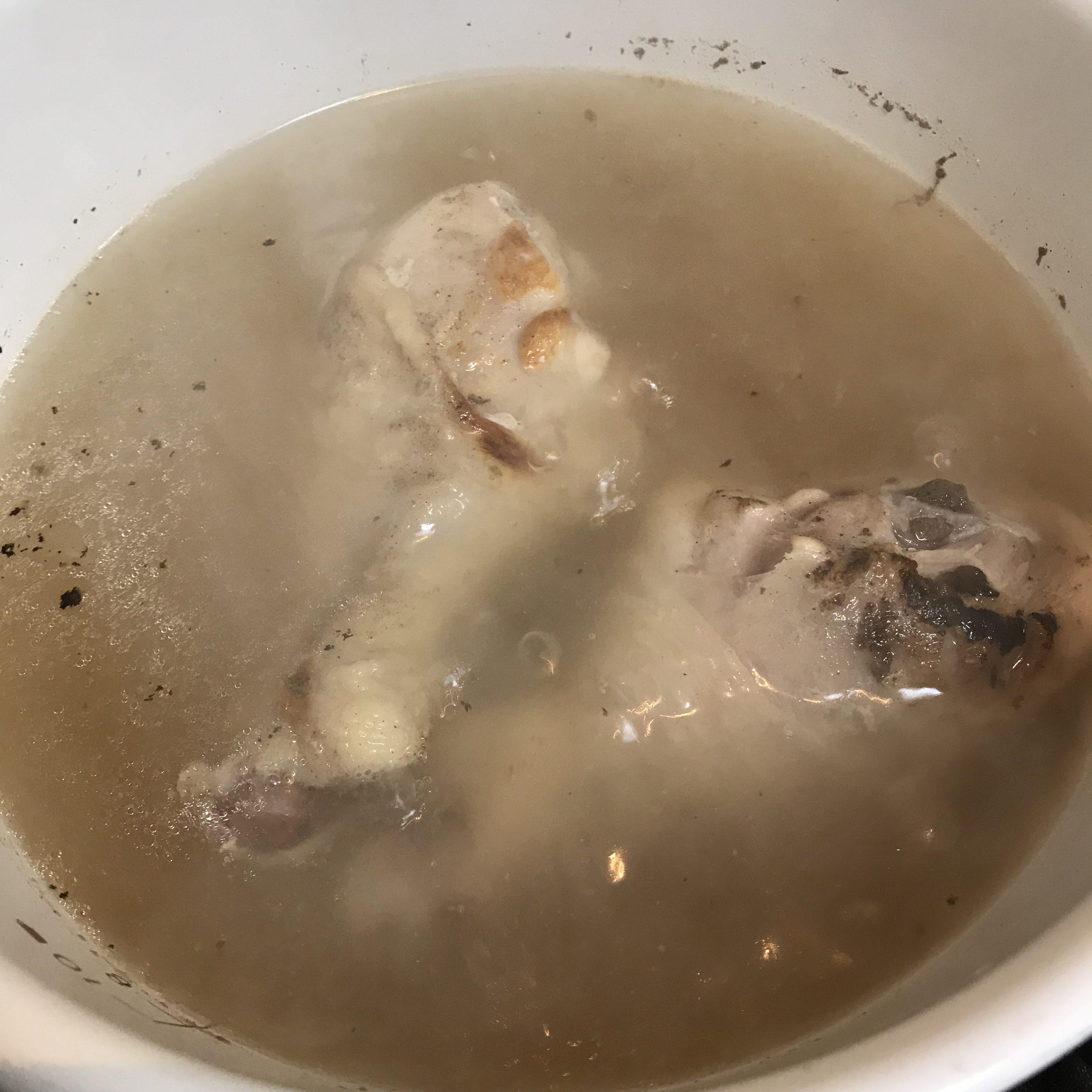 チキンスープ