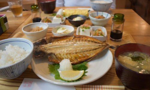 【那覇・壺屋】羽釜で炊いたごはんがたまらなく美味しい定食屋Rhizome(リゾム)