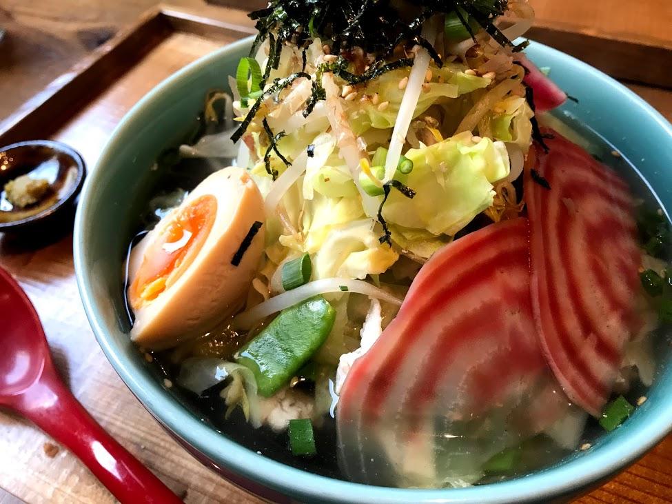 【那覇・壺屋】無化調スープが優しい沖縄そばのEIBUN