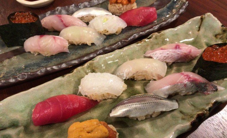 【那覇・久茂地】手軽に美味しいお寿司が食べられる季節料理たいよう