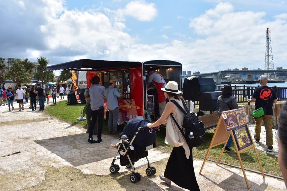 沖縄の食の祭典!OKINAWA FOOD FLEA Vol.13が3/4(日)開催