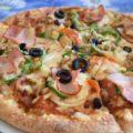 もっちりとした生地が美味しいKozy's Pizza(コージーピザ)は家族で楽しめる