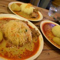 福岡で長年愛されているスリランカカリーといえば不思議香菜ツナパハ