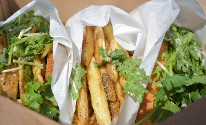 チップスへの強いこだわりがすごい!fish & chips まるたまでテイクアウト