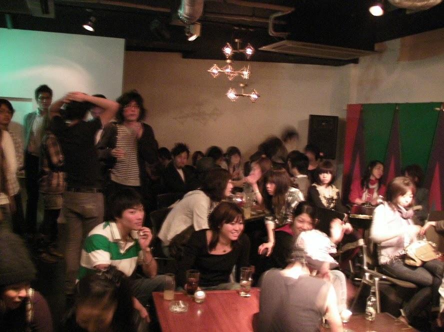 代々木ANCEにてパーティー開催