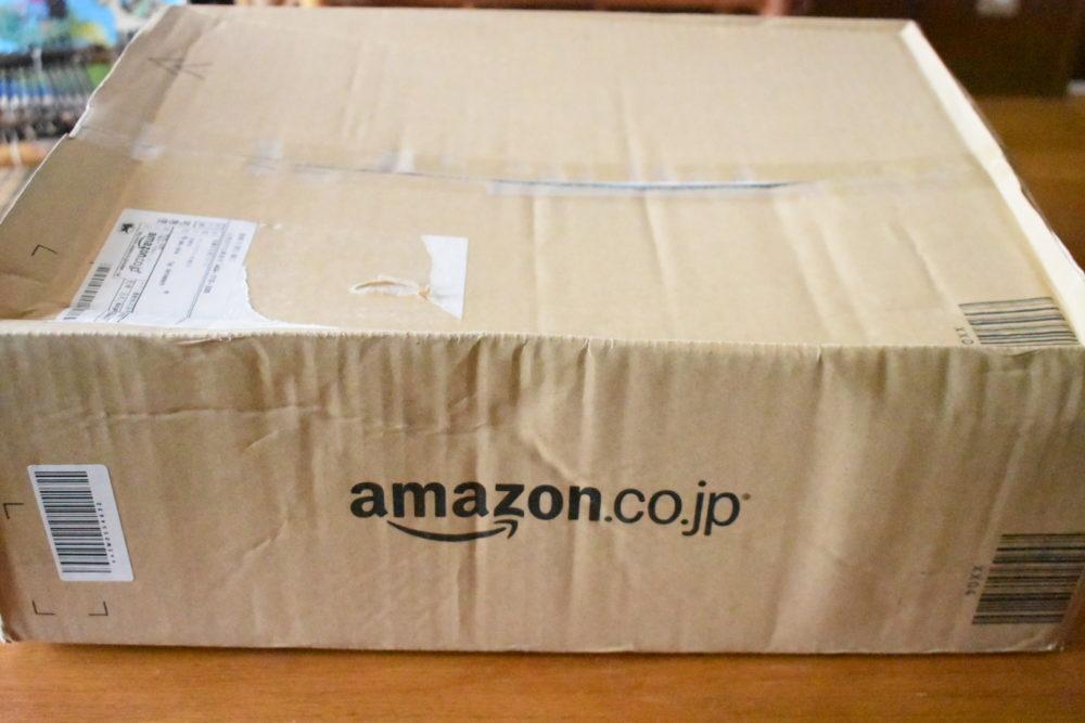 アマゾンの梱包