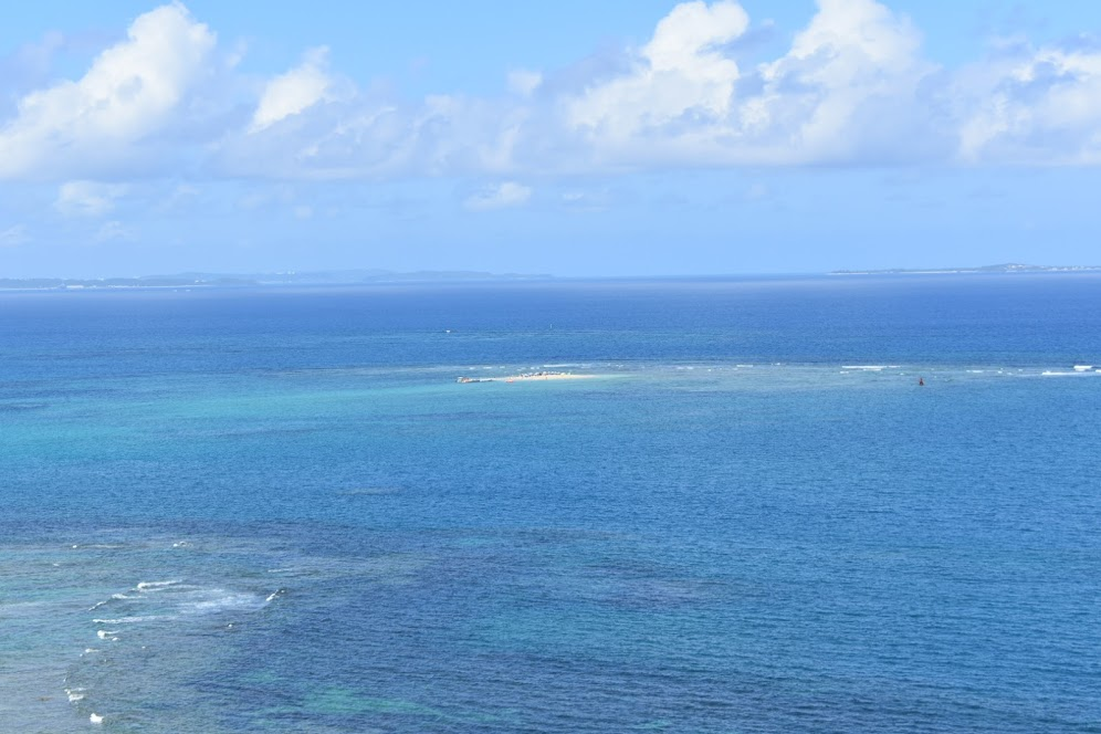 海がきれい