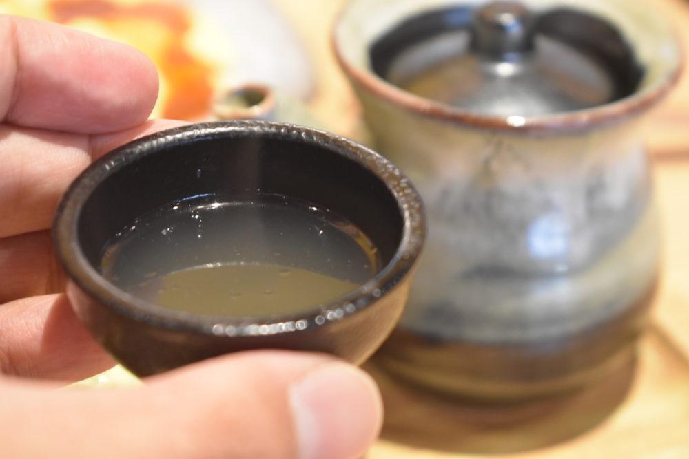 鳥出汁スープ