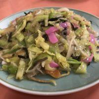 皿うどん太麺