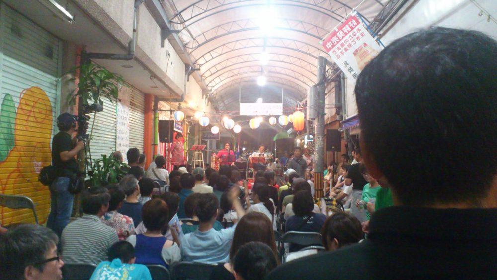 栄町市場屋台祭り