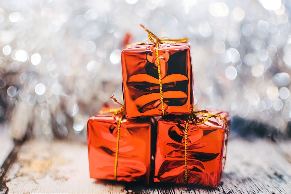 プレゼント積み立て