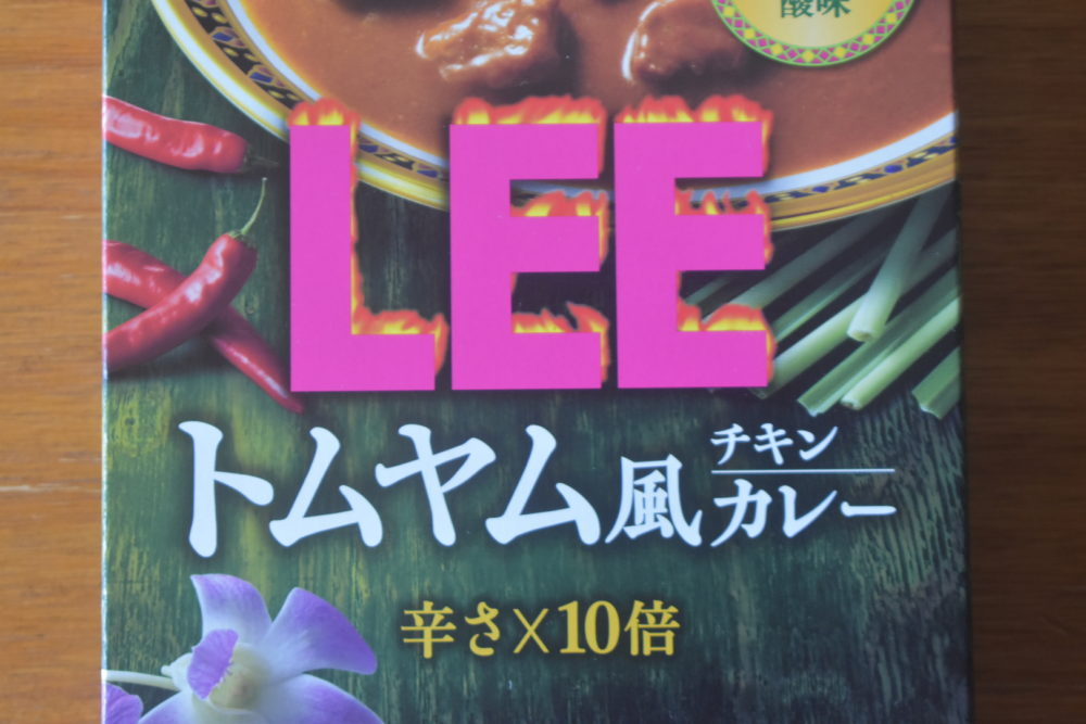 LEEトムヤム風チキンカレー
