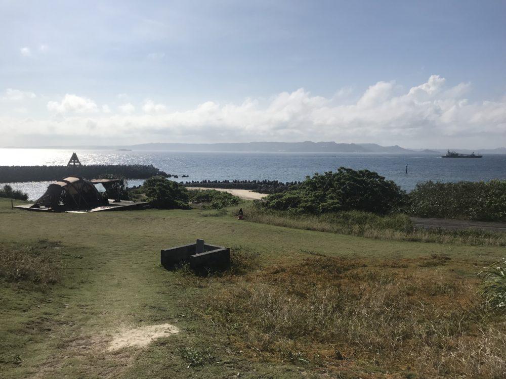 久高島キャンプ場