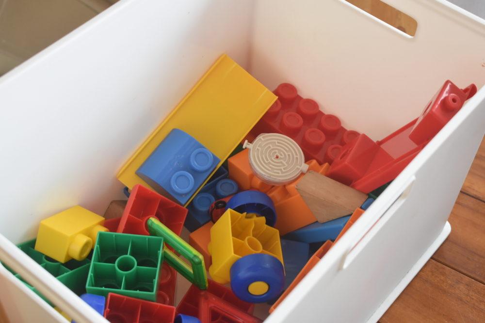 おもちゃもたくさん