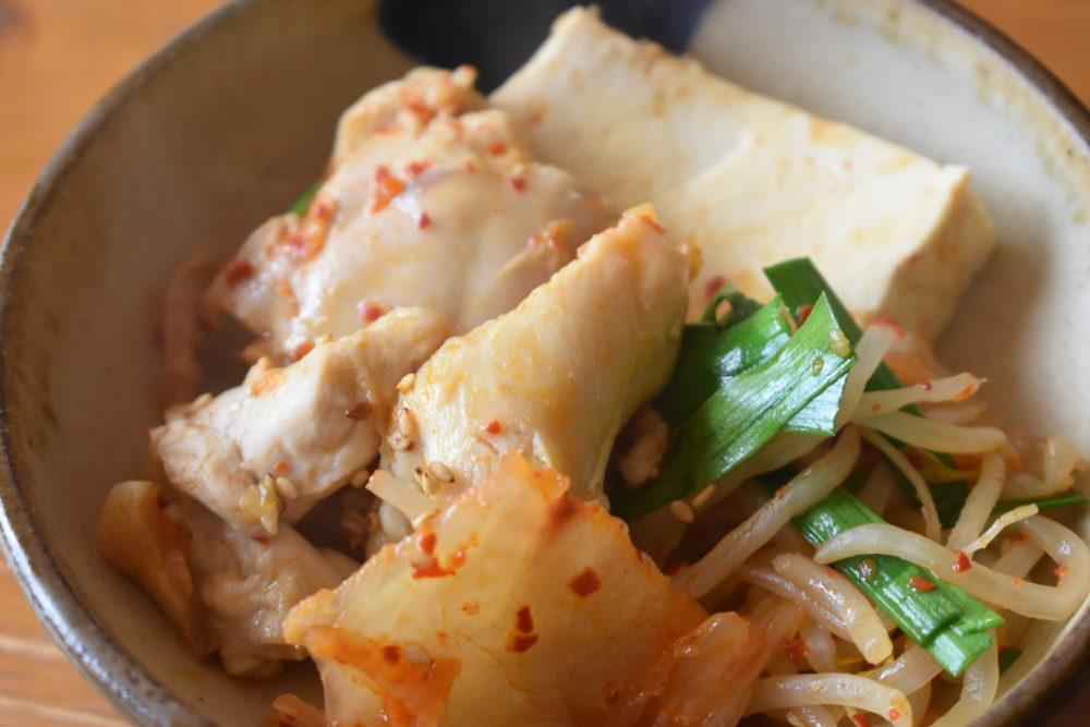 リュウジ 豚 キムチ 豚キムチのレシピ/作り方:白ごはん.com