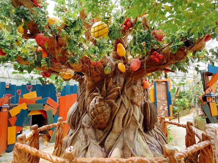 フルーツの木
