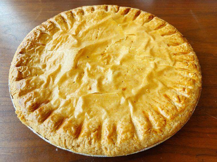 田芋のパイ